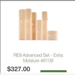 RE9 Advanced set